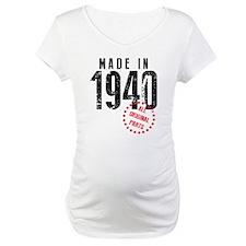 Made In 1940, All Original Parts Shirt