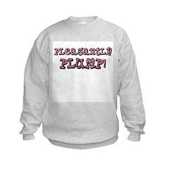 Pleasantly Plump (Girl) - Sweatshirt