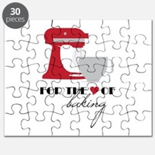 Love Of Baking Puzzle