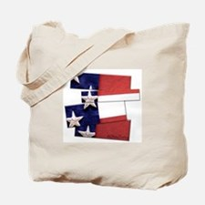 USA Flag Art Tote Bag