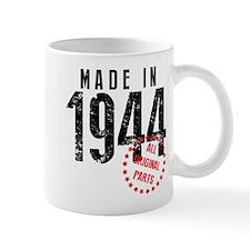 Made In 1944, All Original Parts Mugs