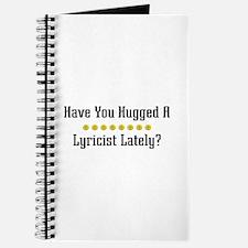 Hugged Lyricist Journal