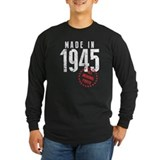 1945 Long Sleeve T-shirts (Dark)