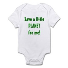 Planet Shirts Infant Bodysuit