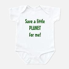 Planet Shirts Infant Bodysuit