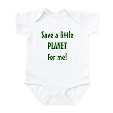 Planet Shirts Onesie