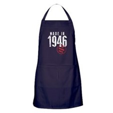 Made In 1946, All Original Parts Apron (dark)