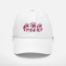 Firecracker Baseball Baseball Cap