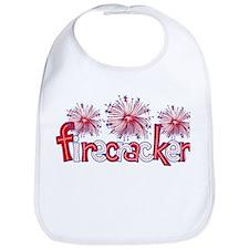 Firecracker Bib