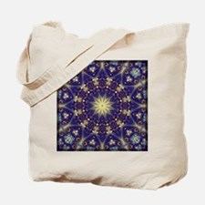Blue Gold, Design by CGB Digital Art 1 Tote Bag