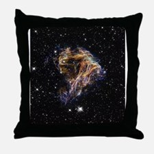 Cute Cosmologists Throw Pillow