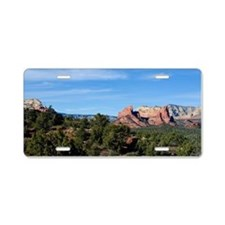 Arizona Vista Aluminum License Plate