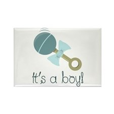 Its A Boy! Magnets