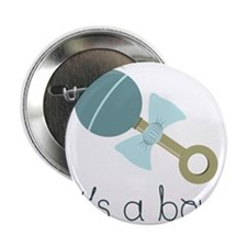 """Its A Boy! 2.25"""" Button (10 pack)"""