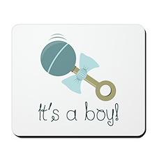 Its A Boy! Mousepad