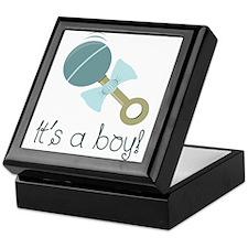 Its A Boy! Keepsake Box