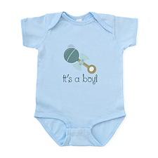 Its A Boy! Body Suit