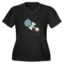 Its A Boy! Plus Size T-Shirt