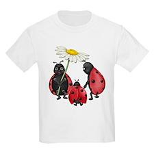 Ladybug Stroll T-Shirt