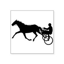 Harness Racing Sticker