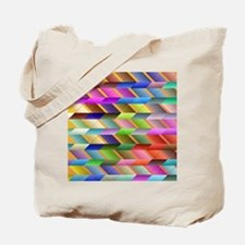 Articulated triangles Tote Bag