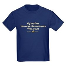 321 Collection - Supporting My Brother Tee T-Shirt