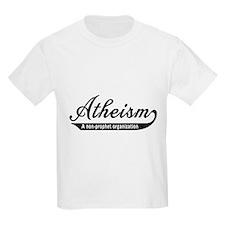 Atheism a non-prophet organization T-Shirt
