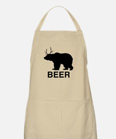 Beer Bear Apron