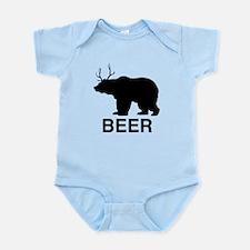 Beer Bear Body Suit