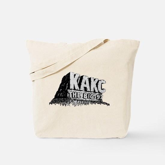 KAKC Tulsa '67 - Tote Bag