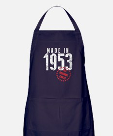 Made In 1953, All Original Parts Apron (dark)