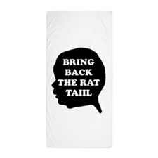 Bring Back The Rat Tail Beach Towel