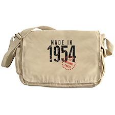 Made In 1954, All Original Parts Messenger Bag