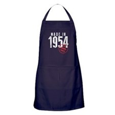 Made In 1954, All Original Parts Apron (dark)