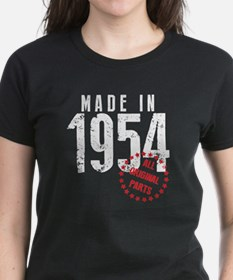 Made In 1954, All Original Parts T-Shirt