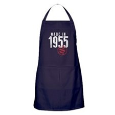 Made In 1955, All Original Parts Apron (dark)