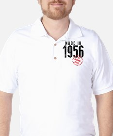 Made In 1956, All Original Parts Golf Shirt