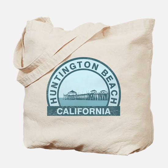 Huntington Beach, CA Tote Bag
