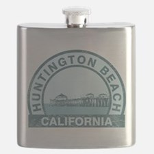 Huntington Beach, CA Flask