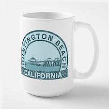 Huntington Beach, CA Mugs