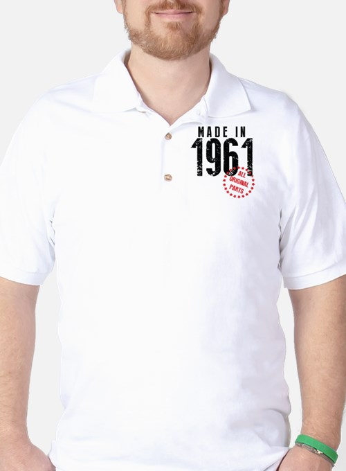 Made In 1961, All Original Parts T-Shirt