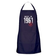 Made In 1961, All Original Parts Apron (dark)