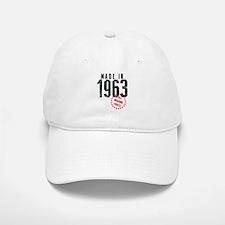 Made In 1963, All Original Parts Baseball Baseball Baseball Cap