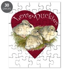 Love Duckies Puzzle