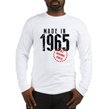 Born in 1965 Long Sleeve T-shirts