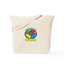 Copyright '80 - Tote Bag