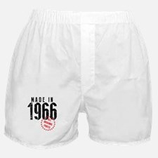 Made In 1966, All Original Parts Boxer Shorts