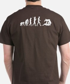 Evolution Of Judo T-Shirt