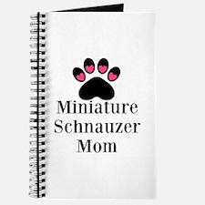 Miniature Schnauzer Mom Journal