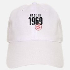 Made In 1969, All Original Parts Baseball Baseball Baseball Cap